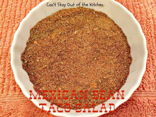 Mexican Bean Taco Salad - IMG_5463.jpg
