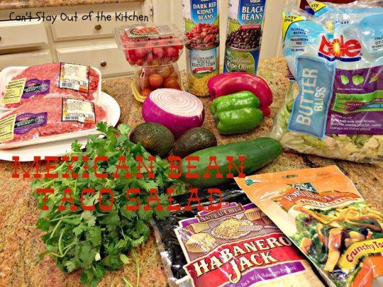 Mexican Bean Taco Salad - IMG_5498.jpg