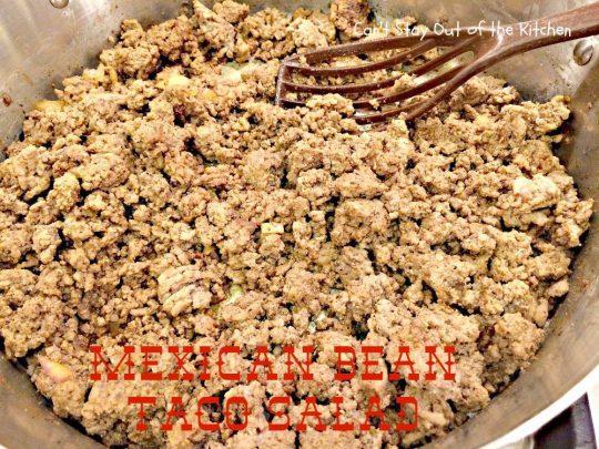 Mexican Bean Taco Salad - IMG_5500.jpg