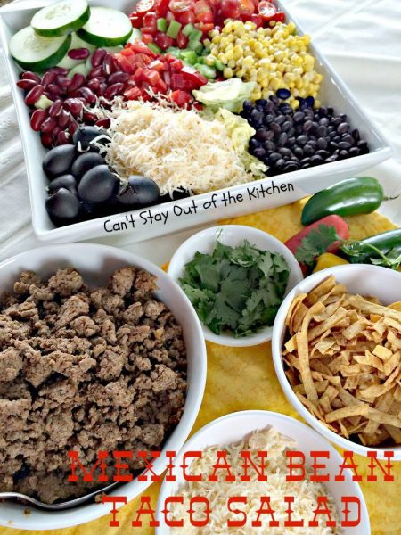 Mexican Bean Taco Salad - IMG_5510.jpg