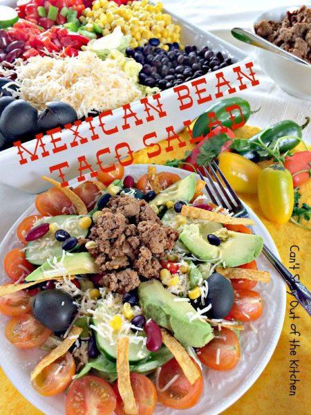 Mexican Bean Taco Salad - IMG_5513.jpg