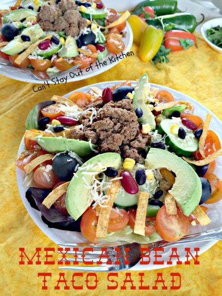 Mexican Bean Taco Salad - IMG_5532.jpg