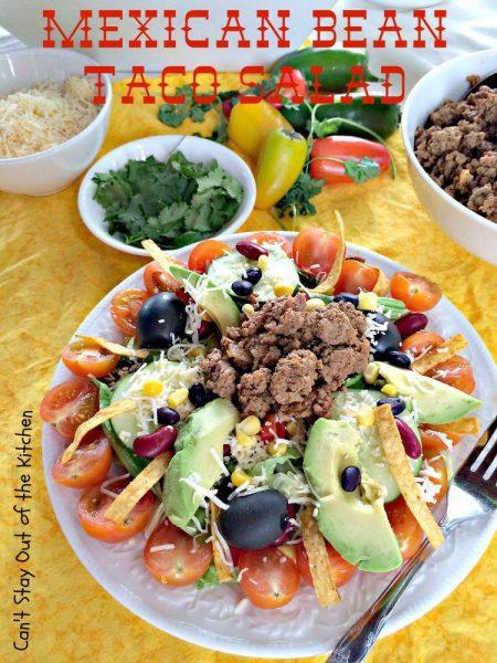 Mexican Bean Taco Salad - IMG_5555.jpg