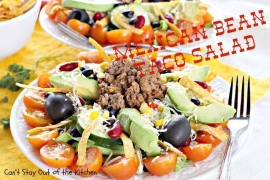Mexican Bean Taco Salad - IMG_9803.jpg