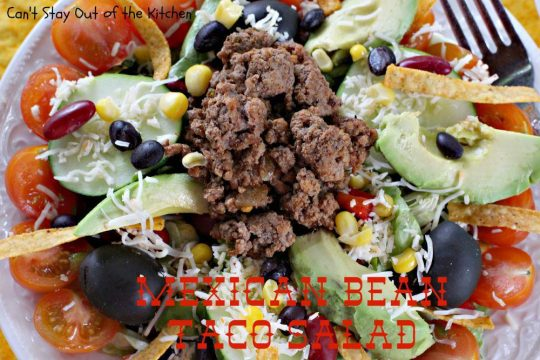 Mexican Bean Taco Salad - IMG_9833.jpg