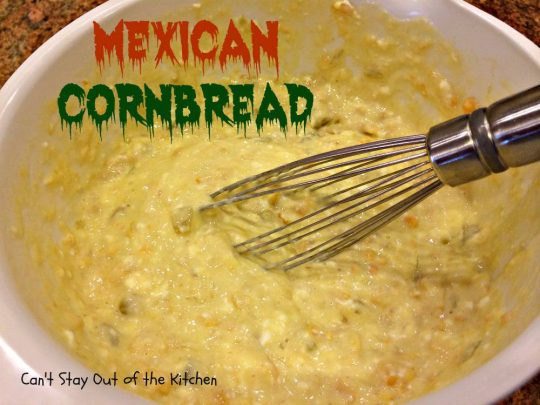 Mexican Cornbread - IMG_1076