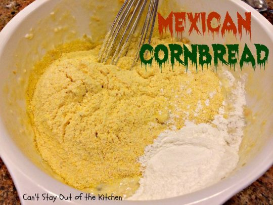 Mexican Cornbread - IMG_1078