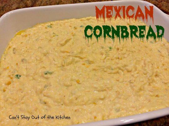 Mexican Cornbread - IMG_1081