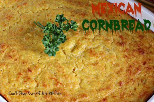 Mexican Cornbread - IMG_7686