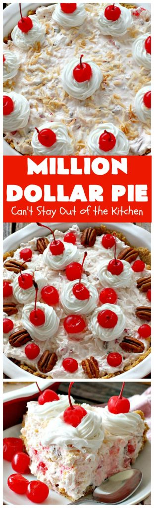 Million Dollar Pie | Can't Stay Out of the Kitchen