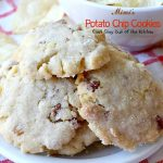 Mimi's Potato Chip Cookies | Can't Stay Out of the Kitchen