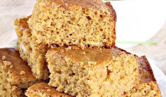 Molasses Cornbread