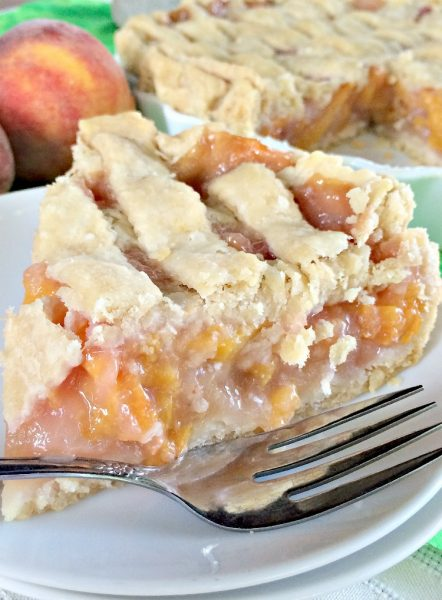 Mom's Peach Pie - IMG_8171