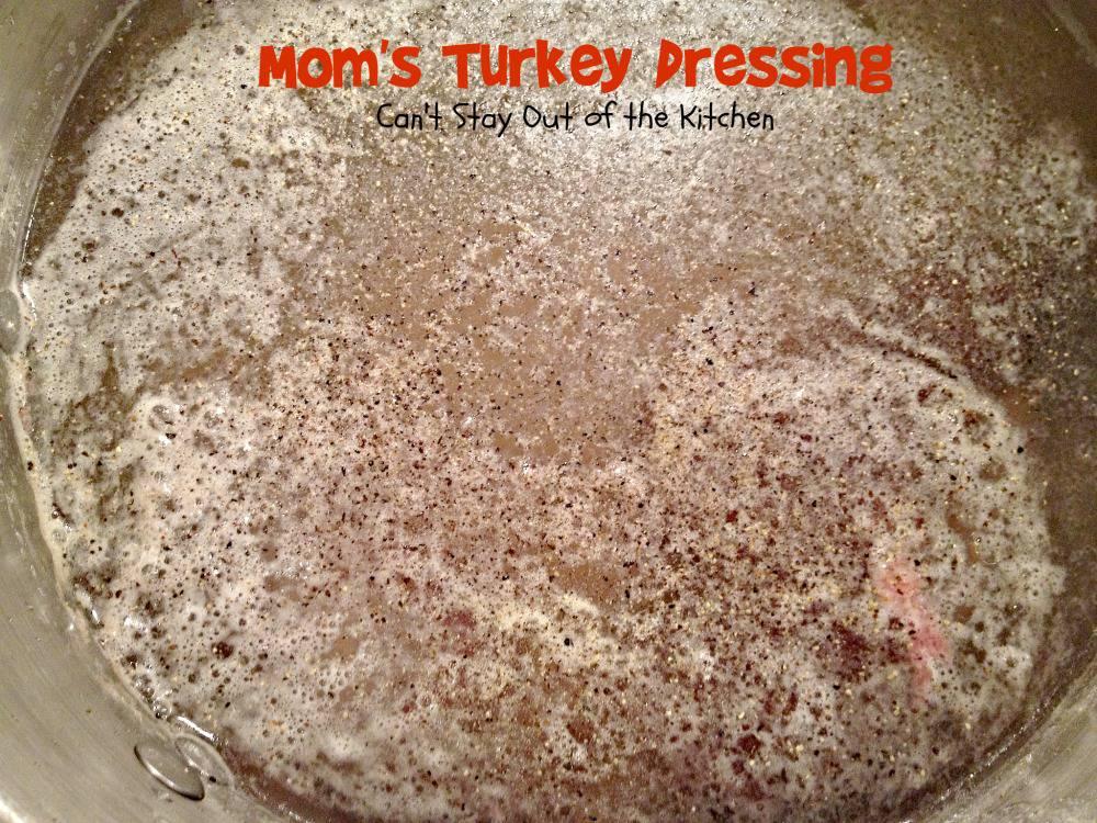 ... turkey #stuffing recipe. #turkeydressing #turkey #Thanksgiving