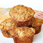 Morning Glory Muffins | Can't Stay Out of the Kitchen | these taste like eating #CarrotCake but in #muffin form! Include #apples #pineapple & #raisins. Great for a #holiday #breakfast