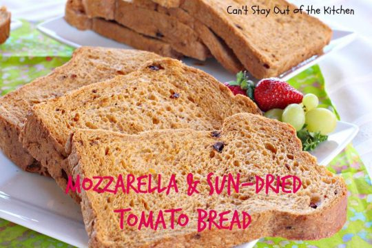 Mozzarella and Sun-Dried Tomato Bread - IMG_3760.jpg