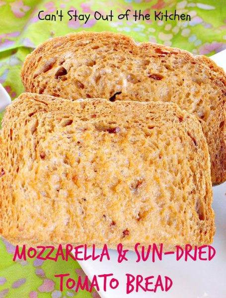 Mozzarella and Sun-Dried Tomato Bread - IMG_3780.jpg