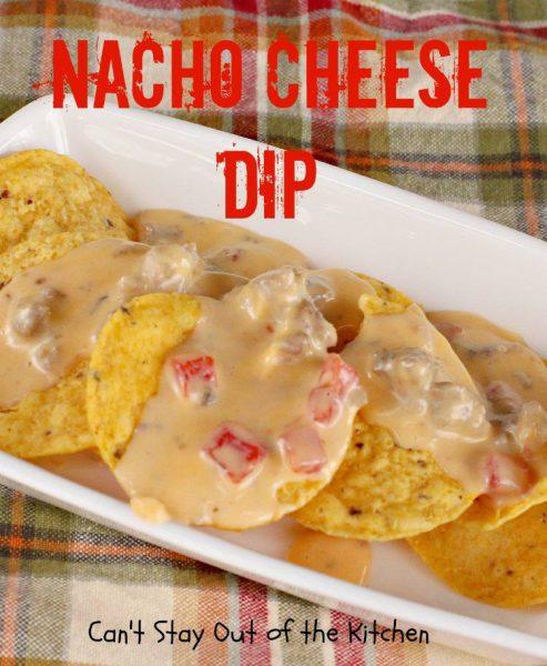 Nacho Cheese Dip - IMG_1096