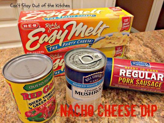 Nacho Cheese Dip - IMG_5414