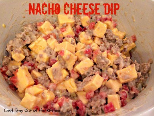 Nacho Cheese Dip - IMG_5417