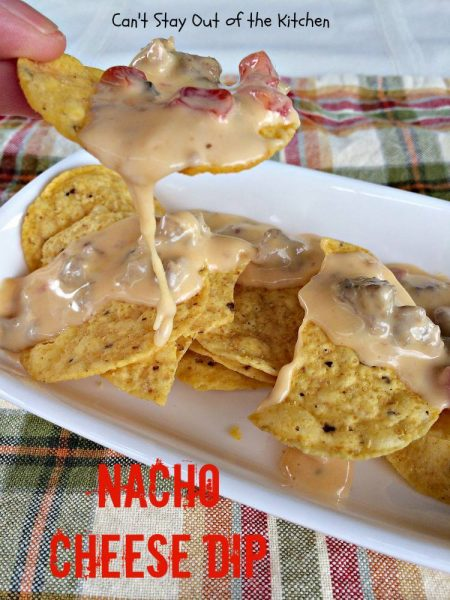 Nacho Cheese Dip - IMG_5484