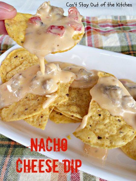 Nacho Cheese Dip - IMG_5486