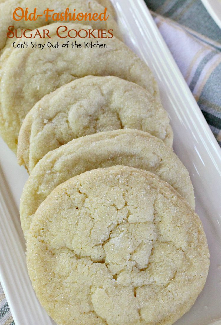 Old fashioned drop sugar cookies 62