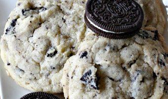 Oreo Cookie Meltaways