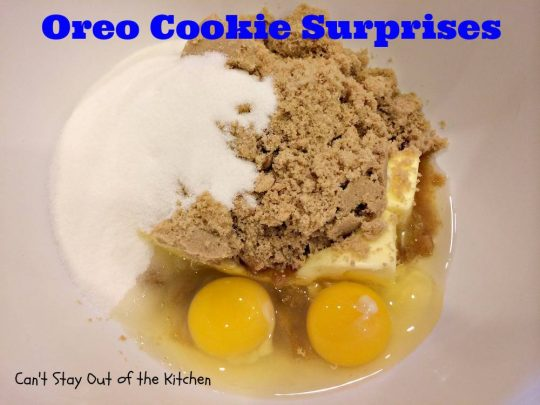 Oreo Cookie Surprises - IMG_3927