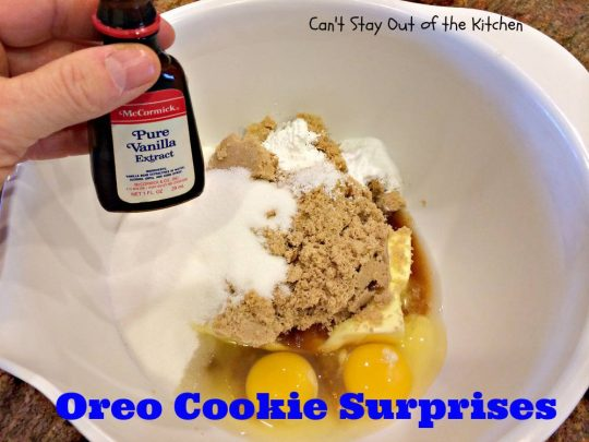 Oreo Cookie Surprises - IMG_3929