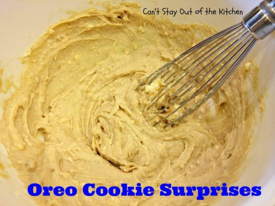 Oreo Cookie Surprises - IMG_3930
