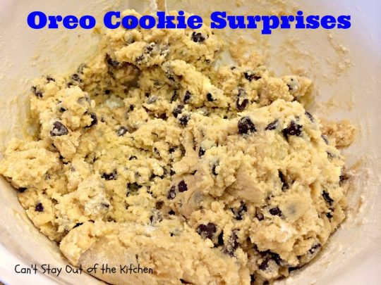 Oreo Cookie Surprises - IMG_3932