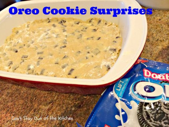 Oreo Cookie Surprises - IMG_3940