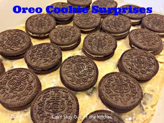 Oreo Cookie Surprises - IMG_3941