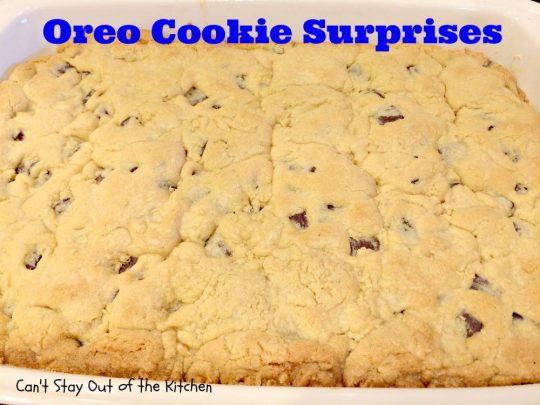 Oreo Cookie Surprises - IMG_3950