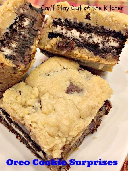 Oreo Cookie Surprises - IMG_4199