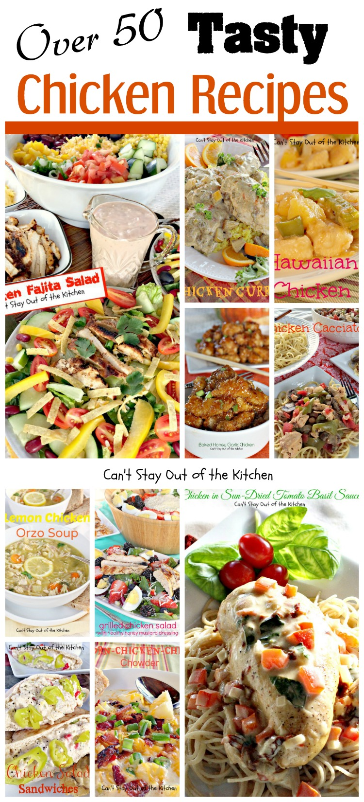 Tasty Chicken Recipes
