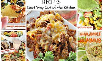 Over 60 Cinco de Mayo Recipes