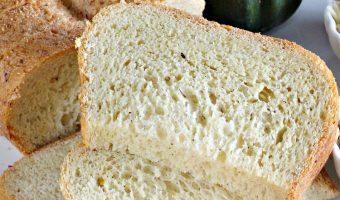 Parmesan Pine Nut Bread