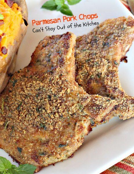 Parmesan Pork Chops - IMG_7388