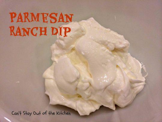 Parmesan Ranch Dip - IMG_0523