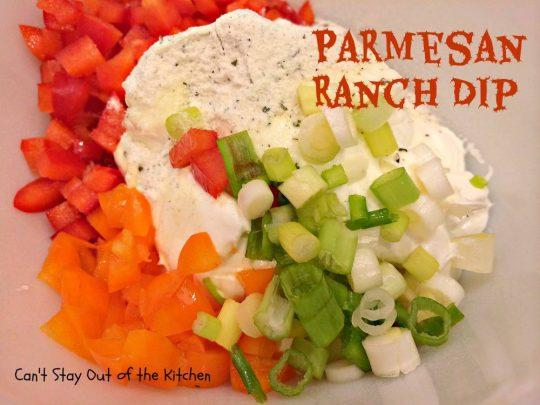 Parmesan Ranch Dip - IMG_0526