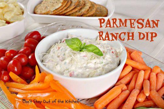 Parmesan Ranch Dip - IMG_6917