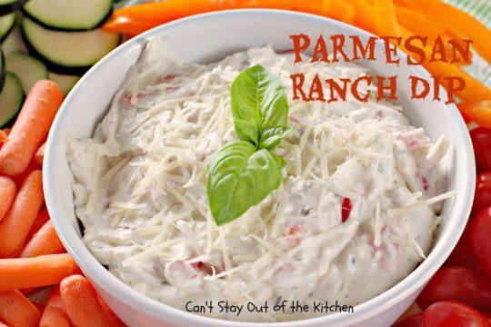 Parmesan Ranch Dip - IMG_6933