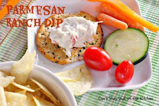 Parmesan Ranch Dip - IMG_6943