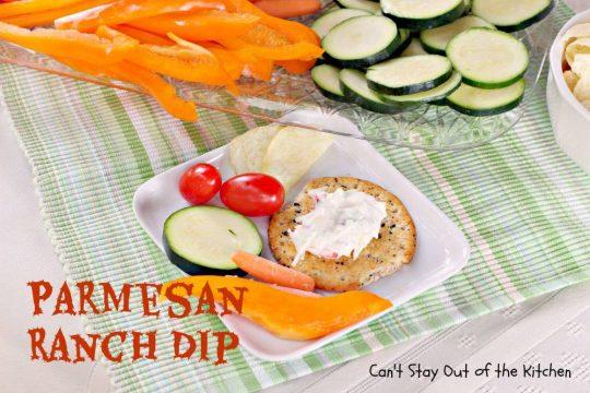 Parmesan Ranch Dip - IMG_6944