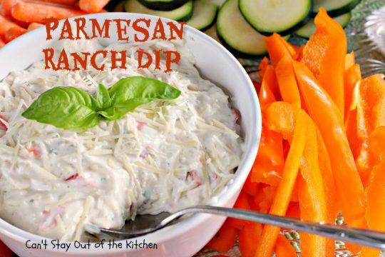 Parmesan Ranch Dip - IMG_6950