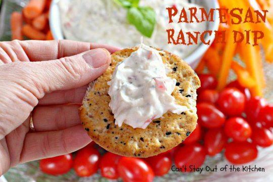 Parmesan Ranch Dip - IMG_6975