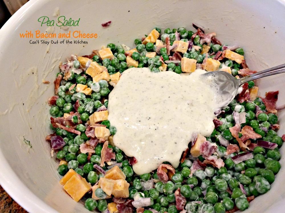 Pea Salad Recipe Pioneer Woman