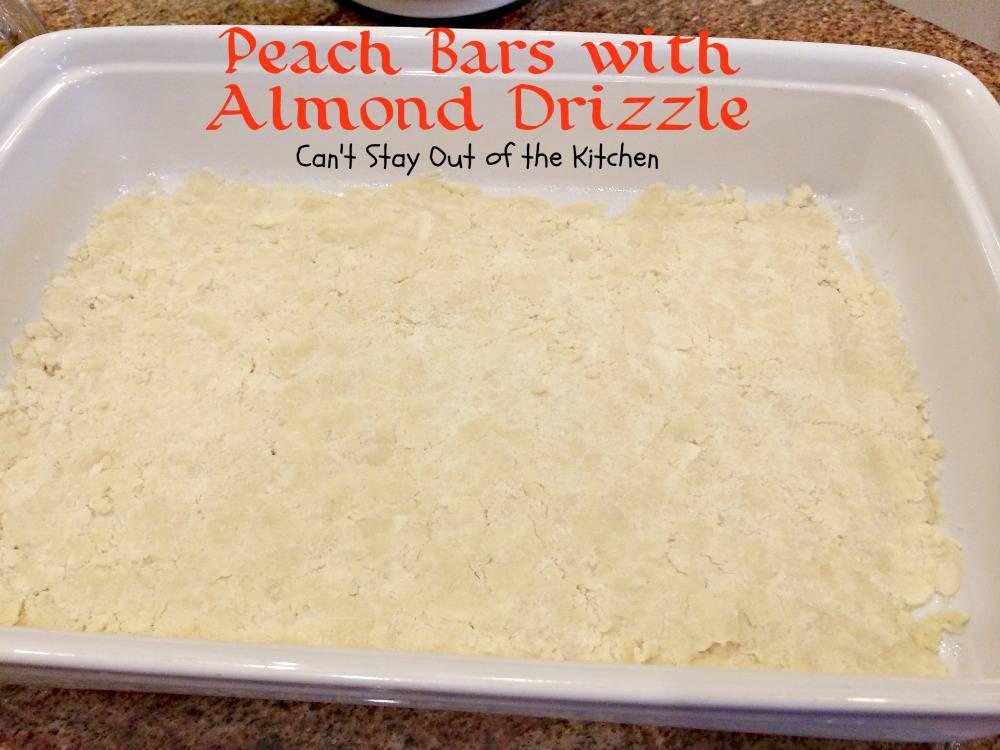 Press crumbs into baking dish and bake at 350 for 15 minutes.